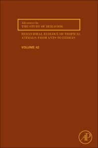 Behavioral ecology of tropical animals, 1st Edition,Regina Macedo,ISBN9780123808950