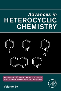 Advances in Heterocyclic Chemistry, 1st Edition,Alan Katritzky,ISBN9780123809346
