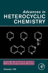 Advances in Heterocyclic Chemistry, 1st Edition,Alan Katritzky,ISBN9780123809360