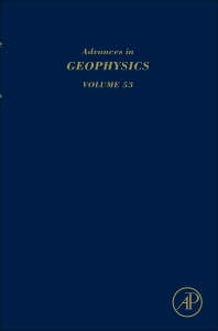 Advances in Geophysics, 1st Edition,Haruo Sato,ISBN9780123809384