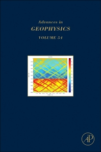 Advances in Geophysics, 1st Edition,Haruo Sato,ISBN9780123809407