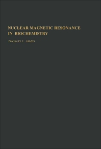 Cover image for Nuclear magnetic Resonance in biochemistry