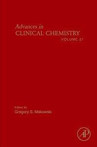 Advances in Clinical Chemistry, 1st Edition,Gregory Makowski,ISBN9780123809810