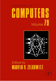 Advances in Computers, 1st Edition,Marvin Zelkowitz,ISBN9780123810274