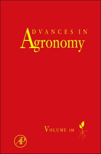 Advances in Agronomy, 1st Edition,Donald L Sparks,ISBN9780123810311