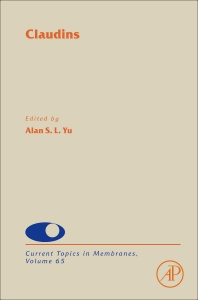 Claudins, 1st Edition,Alan Yu,ISBN9780123810397