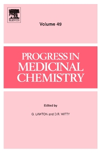 Progress in Medicinal Chemistry, 1st Edition,G. Lawton,David R. Witty,ISBN9780123812926