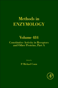 Constitutive Activity in Receptors and Other Proteins, Part A - 1st Edition - ISBN: 9780123812988, 9780123812995