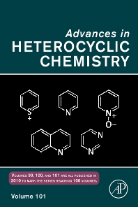 Advances in Heterocyclic Chemistry - 1st Edition - ISBN: 9780123813060, 9780123813077