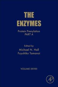 Protein Prenylation, Part A, 1st Edition,Christine Hrycyna,Martin Bergo,Fuyuhiko Tamanoi,ISBN9780123813398