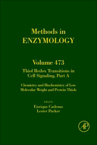 Thiol Redox Transitions in Cell Signaling, Part A, 1st Edition,Enrique Cadenas,Lester Packer,ISBN9780123813459