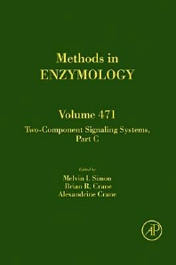 Two-Component Signaling Systems, Part C, 1st Edition,Melvin Simon,Brian Crane,Alexandrine Crane,ISBN9780123813473