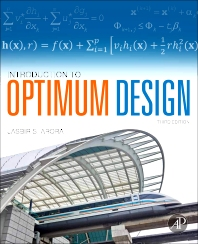 Introduction To Optimum Design 3rd Edition
