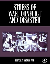 Cover image for Stress of War, Conflict and Disaster