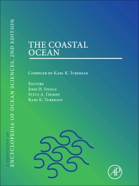 Cover image for The Coastal Ocean