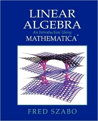 Cover image for Linear Algebra with Mathematica