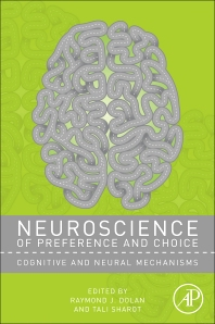 Cover image for Neuroscience of Preference and Choice