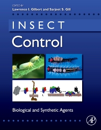 Cover image for Insect Control