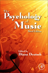 The Psychology of Music, 3rd Edition,Diana Deutsch,ISBN9780123814609
