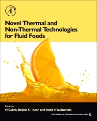 Cover image for Novel Thermal and Non-Thermal Technologies for Fluid Foods