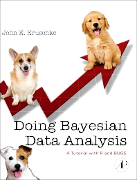 Doing Bayesian Data Analysis, 1st Edition,John Kruschke,ISBN9780123814852