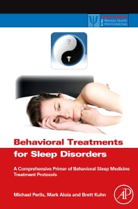 Cover image for Behavioral Treatments for Sleep Disorders