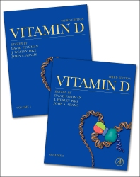 Vitamin D - 3rd Edition - ISBN: 9780123819789, 9780123819796