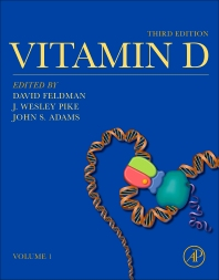 Vitamin D, 3rd Edition,David Feldman,J. Wesley Pike,John Adams,ISBN9780123819796