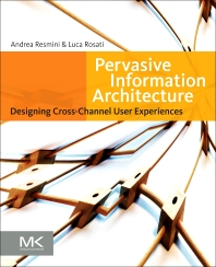 Cover image for Pervasive Information Architecture