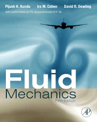 Fluid Mechanics, 5th Edition,Pijush Kundu,Ira Cohen,David Dowling,ISBN9780123821003