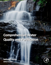 Comprehensive Water Quality and Purification, 1st Edition,Satinder Ahuja,ISBN9780123821829