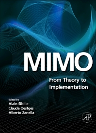 Cover image for MIMO