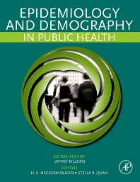 Cover image for Epidemiology and Demography in Public Health