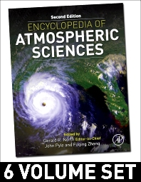 Encyclopedia of Atmospheric Sciences - 2nd Edition - ISBN: 9780123822253, 9780123822260