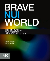 Cover image for Brave NUI World