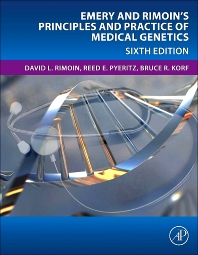Cover image for Emery and Rimoin's Principles and Practice of Medical Genetics