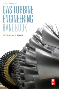 Cover image for Gas Turbine Engineering Handbook