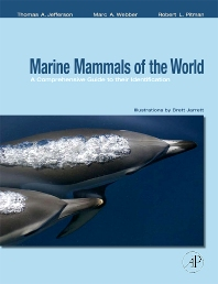 Cover image for Marine Mammals of the World: A Comprehensive Guide to Their Identification
