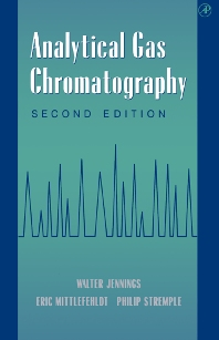 Cover image for Analytical Gas Chromatography