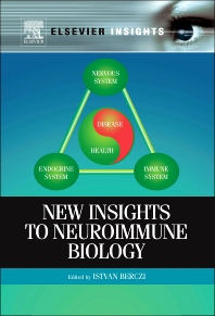 Cover image for New Insights to Neuroimmune Biology