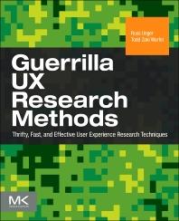 Guerrilla UX Research Methods