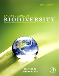 Encyclopedia of Biodiversity, 2nd Edition,Simon Levin,ISBN9780123847195