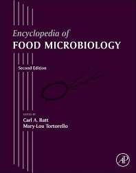 Cover image for Encyclopedia of Food Microbiology