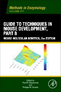 Cover image for Guide to Techniques in Mouse Development, Part B