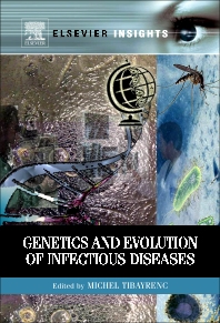 Cover image for Genetics and Evolution of Infectious Diseases