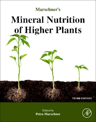 Cover image for Marschner's Mineral Nutrition of Higher Plants