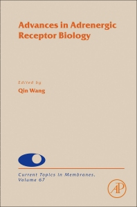 Advances in Adrenergic Receptor Biology, 1st Edition,Qin Wang,ISBN9780123849212
