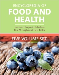 Cover image for Encyclopedia of Food and Health
