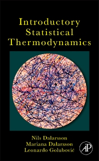 Cover image for Introductory Statistical Thermodynamics