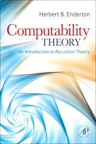 Cover image for Computability Theory